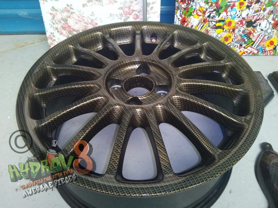 Hydrov8 Ltd - Hydrographics Peterborough - What is Hydro